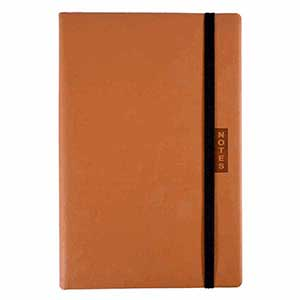 A5 Note Book With Elastic