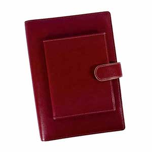 Imitation Leather Note book Folder