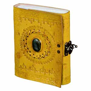 Embossed Medium Note Book Folder
