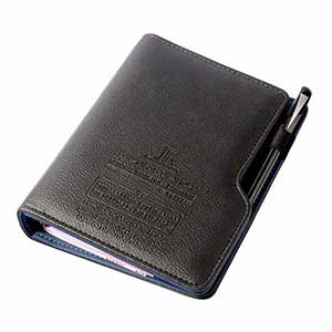 Ringbinder Folder With Pen